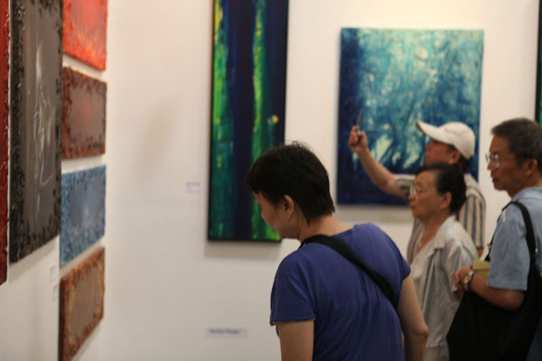 shangai art fair 02