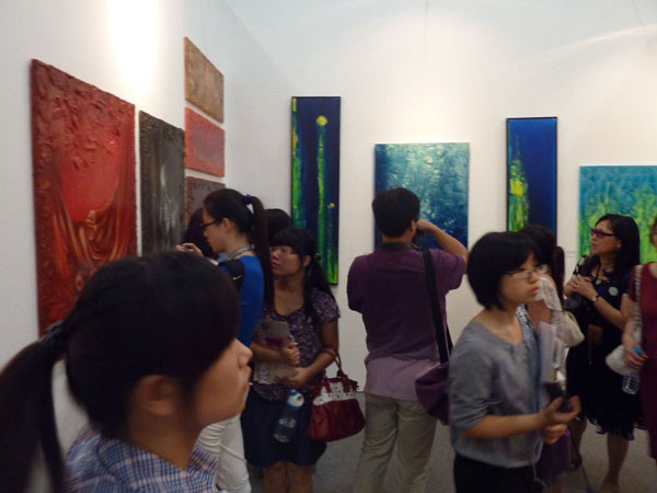 shangai art fair 07