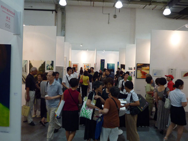 shangai art fair 08