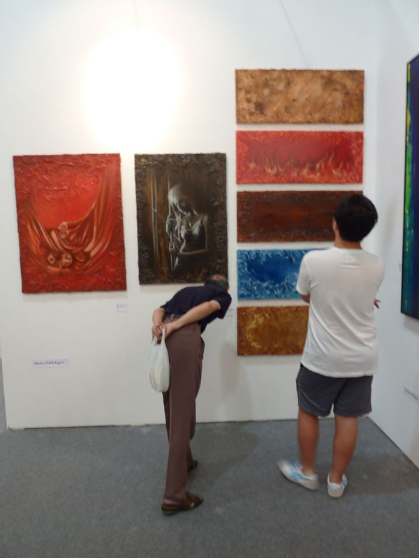 shangai art fair 09
