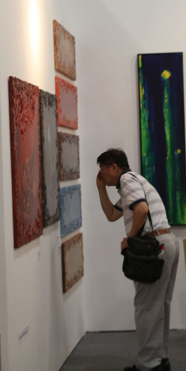 shangai art fair 12