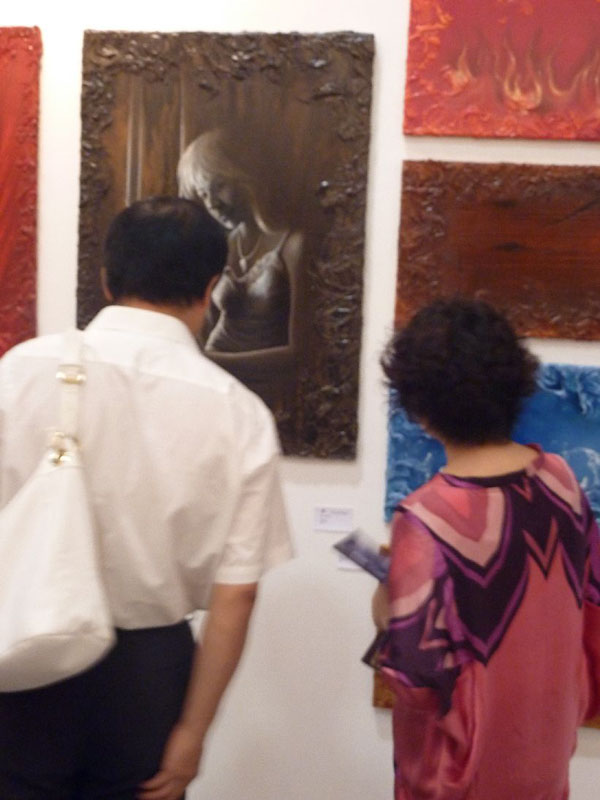 shangai art fair 13