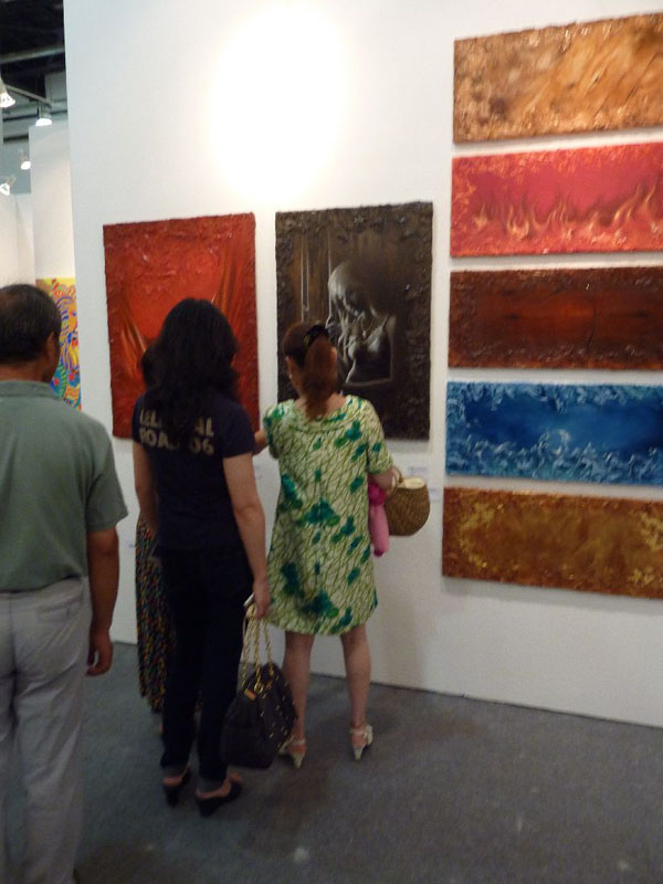 shangai art fair 15
