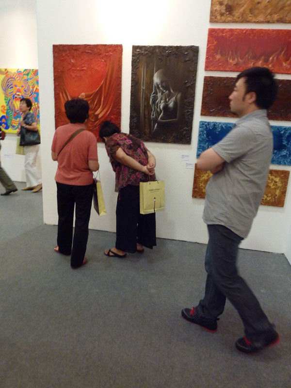 shangai art fair 16